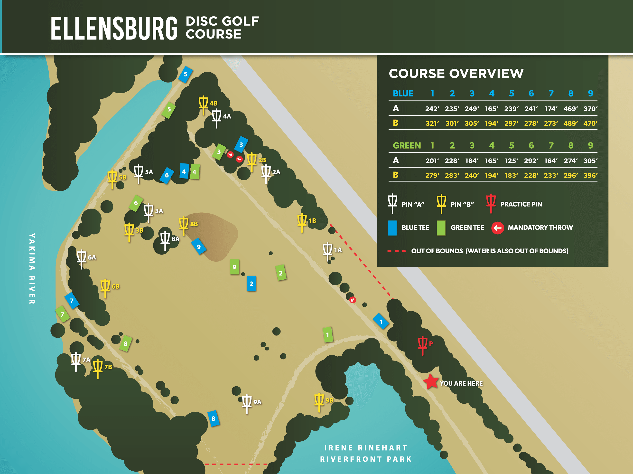 EbUrg_Disc Golf Course